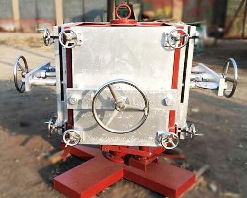 铜电解阳极板铸造磨具