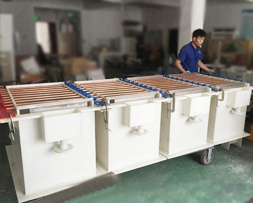铜电解处理再利用设备