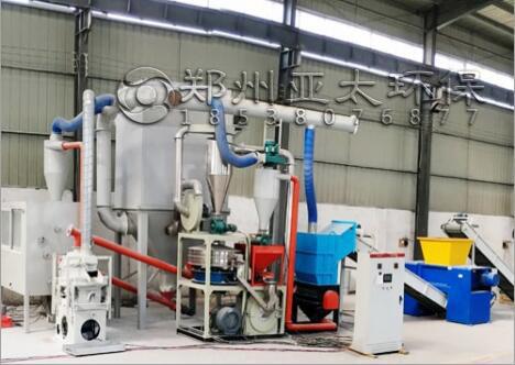 废电路板回收处理设备高效稳定无污染绿色发