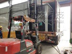 斯洛伐克电路板回收设备成功发货